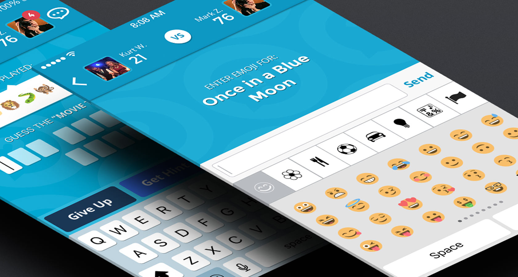 Emoji with Me Game Screenshot